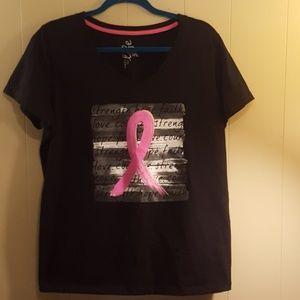 Pink Ribbon Tshirt